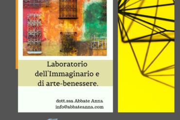 LABORATORIO DELL'IMMAGINARIO E  ARTE-BENESSERE